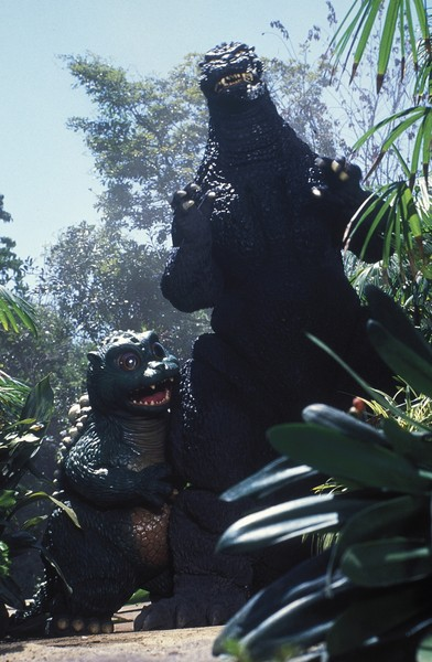 Godzilla vs Spacegodzilla - screenshot 3