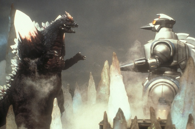 Godzilla vs Spacegodzilla - screenshot 4