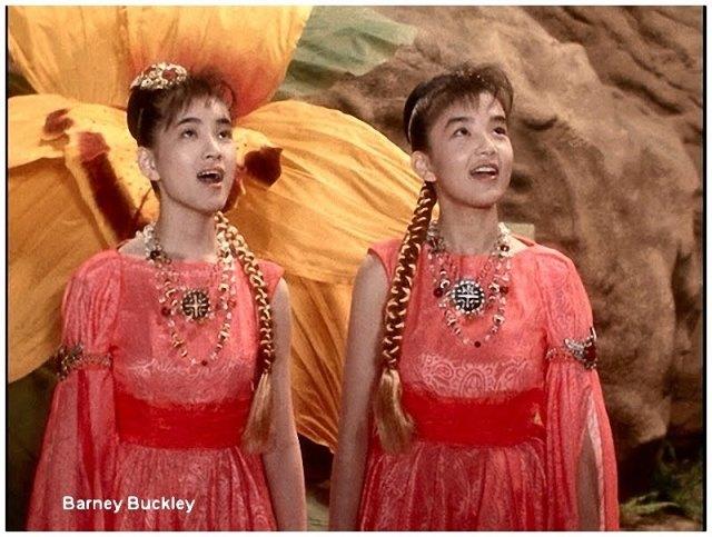 Keiko Imamura & Sayaka Osawa - Cosmo Girls