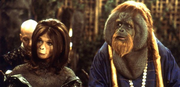 Planet of the Apes - 2001 - screenshot 1