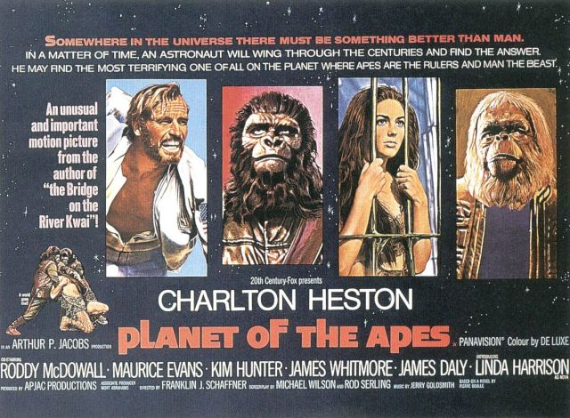 Planet of the Apes - Poster 3