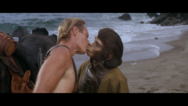 Planet of the Apes - screenshot 11