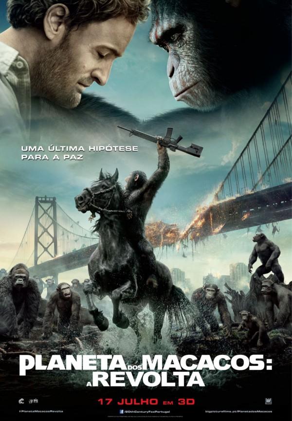 Planeta dos Macacos - A Revolta - Poster 8