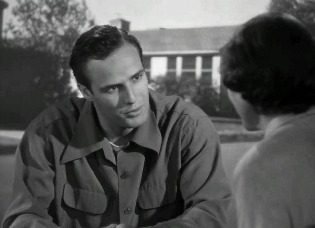 The Men - Marlon Brando - screenshot 8