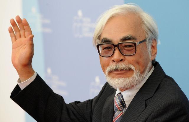 Hayao Miyazaki - Photp 1