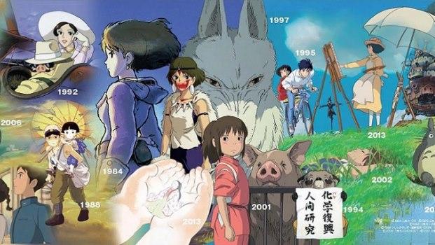 Miyazaki Films - Image 1