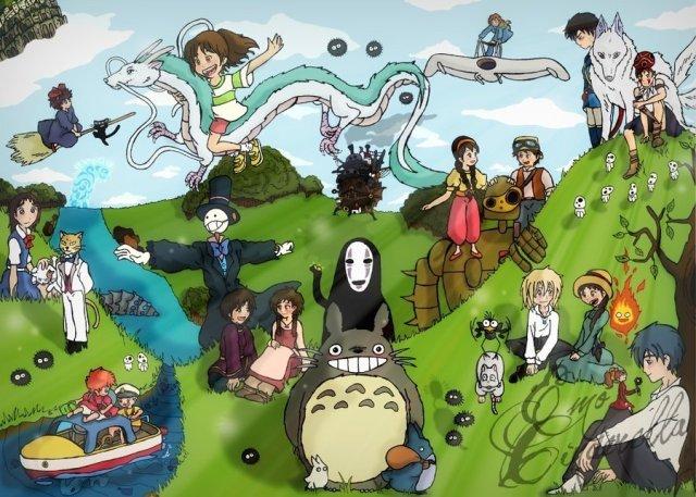 Miyazaki Films - Image 4