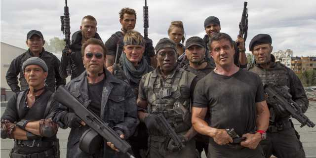 The Expendables 3 - screenshot 1