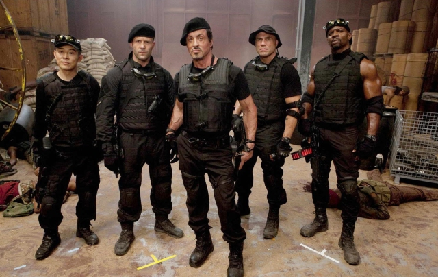 The Expendables - screenshot 1