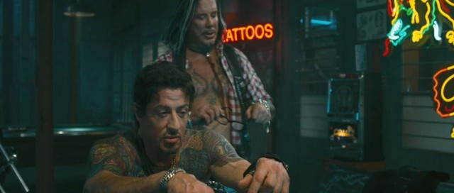 The Expendables - screenshot 11