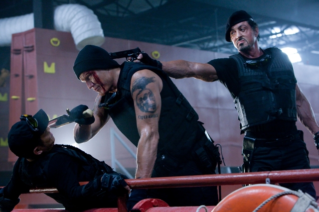 The Expendables - screenshot 7