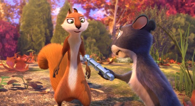 The Nut Job - screenshot 10
