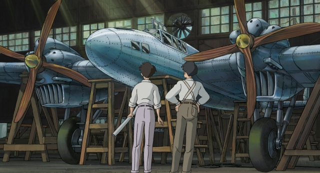 The Wind Rises - screenshot 10