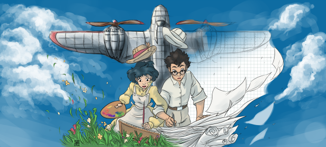 The Wind Rises - screenshot 18