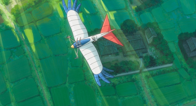 The Wind Rises - screenshot 19