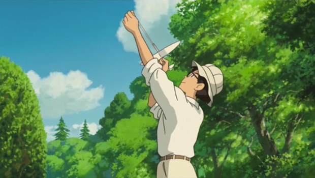The Wind Rises - screenshot 5