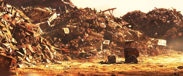 WALL-E - screenshot 1