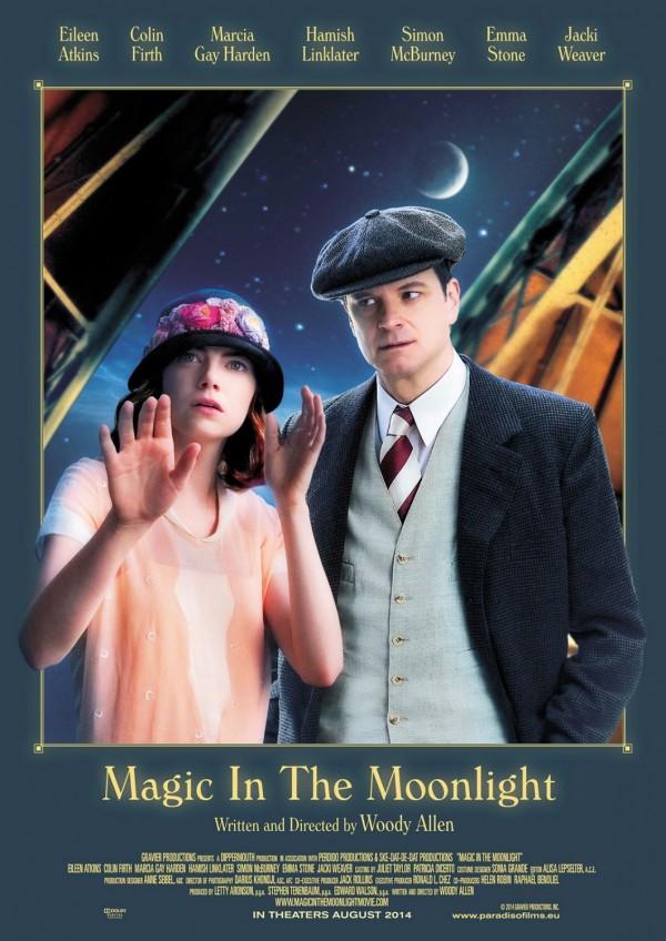Magia ao Luar - Poster 2
