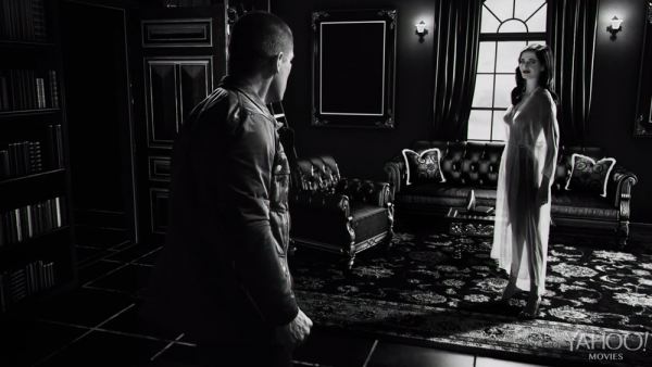 Sin City 2 - Eva Green e Josh Brolin - screenshot 1