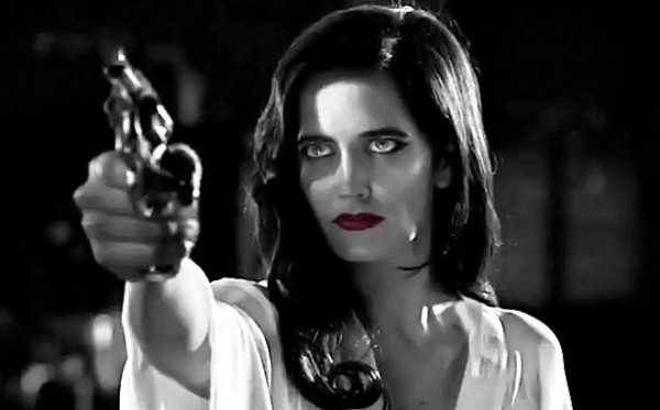 Sin City 2 - Eva Green - screnshot 1