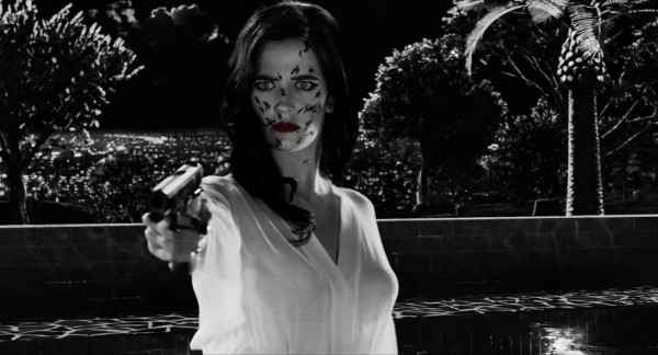 Sin City 2 - Eva Green - screnshot 2