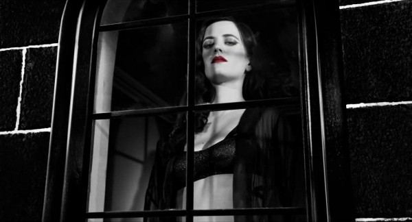 Sin City 2 - Eva Green - screnshot 3