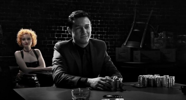 Sin City 2 - Joseph Gordon-Levitt - screenshot 3