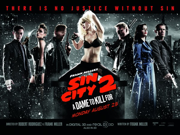 Sin City 2 - Poster 5