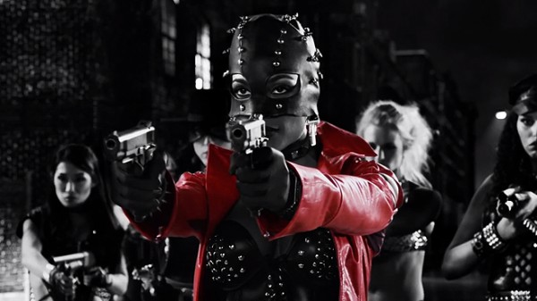 Sin City 2 - Rosario Dawson - screenshot 1