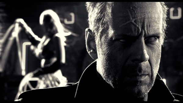 Sin City - Bruce Wilis - screenshot 1