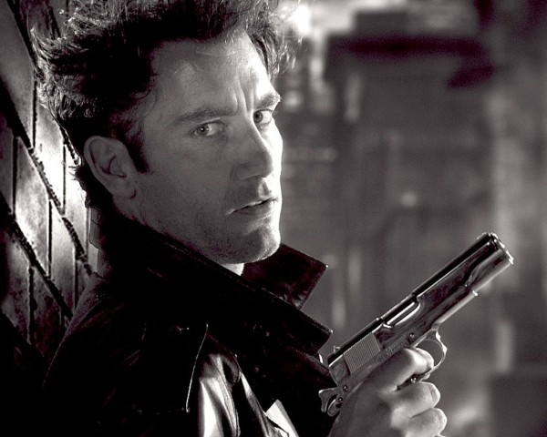 Sin City - Clive Owen - screenshot 1