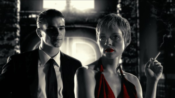 Sin City - Marley Shelton e Josh Hartnett  - screenshot 1