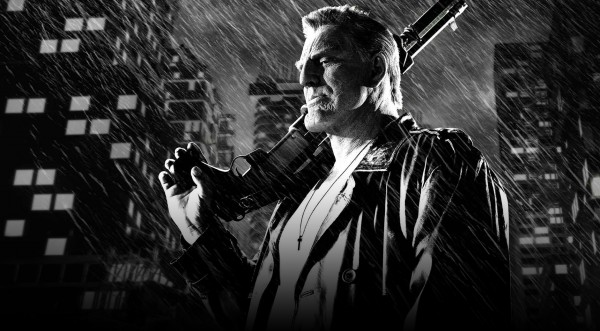 Sin City - Mickey Rourke - screenshot 1