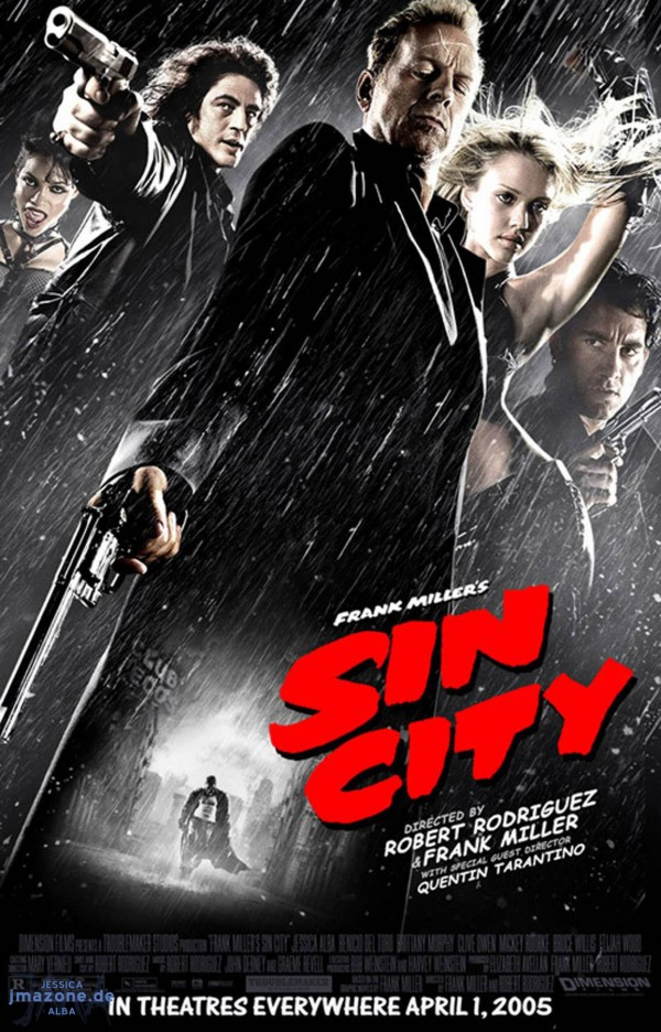 Sin City - Poster Movie