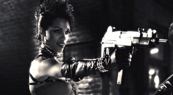 Sin City - Rosario Dawson - screenshot 1
