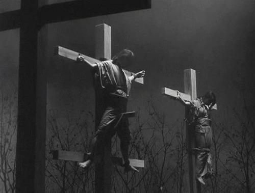 The Crucified Lovers - screenshot 1