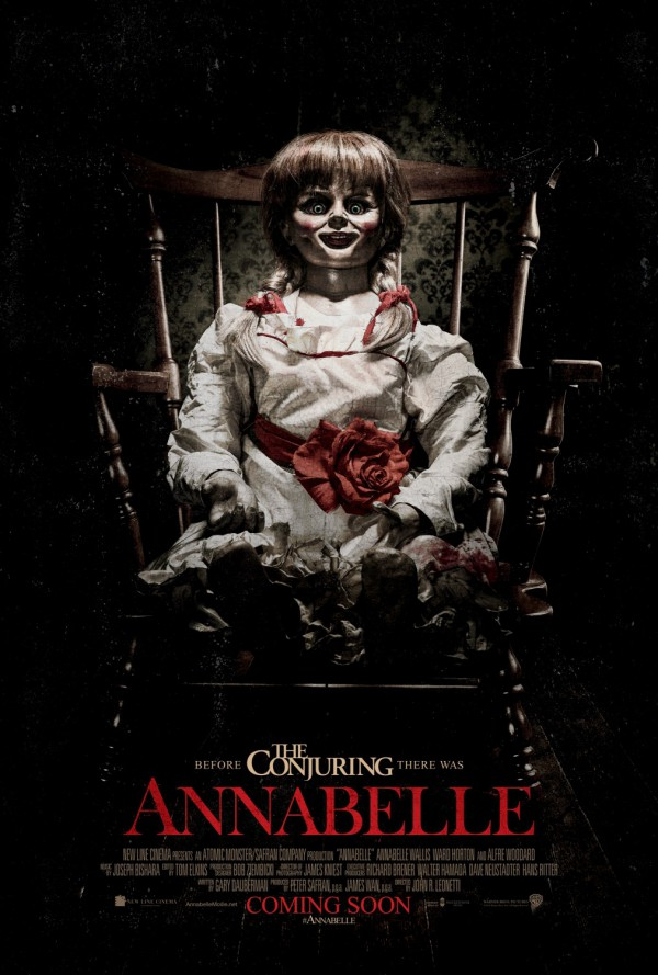 Annabelle - Poster 2