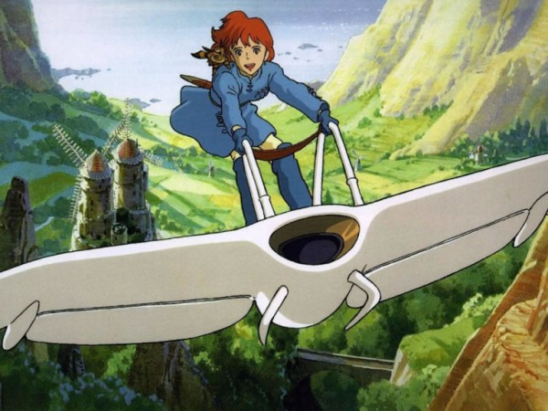 Nausicaa of the Valley of the Wind - Screenshot 1