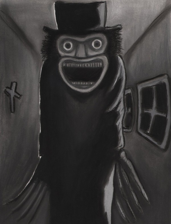 The Babadook - Book Picture 1