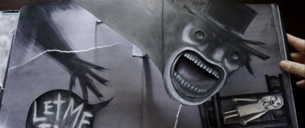 The Babadook - Book Picture 2