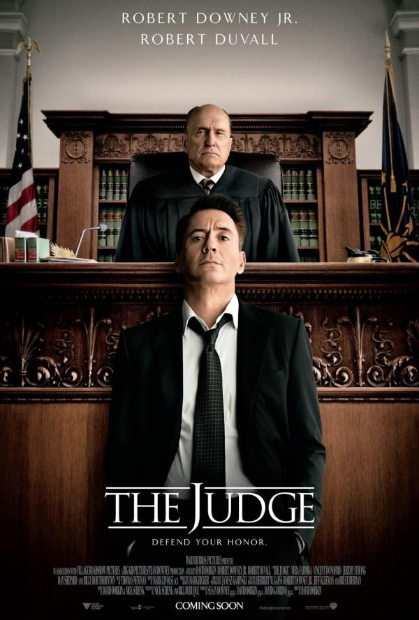 O Juiz - Poster 2