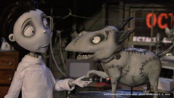 Frankenweenie - 2012 - Backstage 1