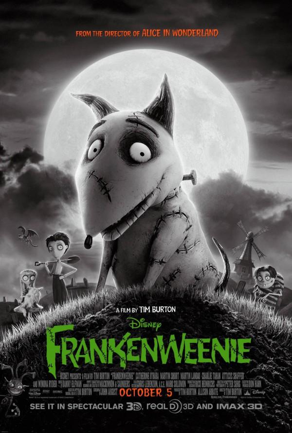 Frankenweenie - 2012 - Poster 2