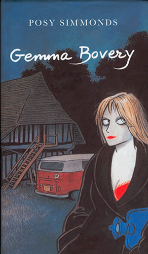 Gemma Bovery - BD - cover