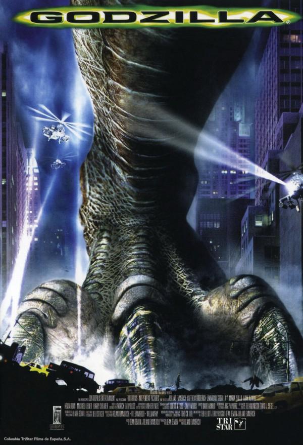 Godzilla - 1998 - Poster 2