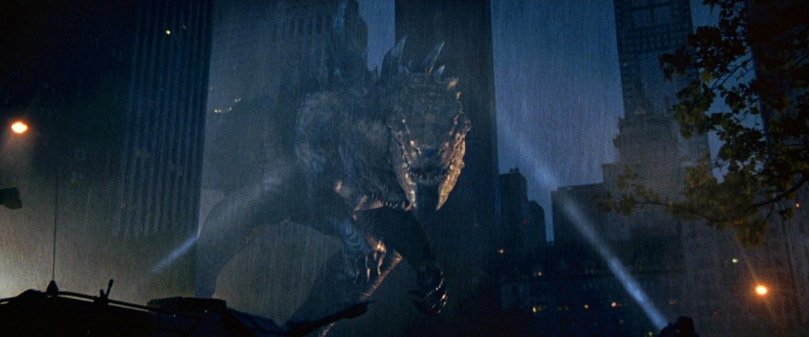 Godzilla (1998) « A