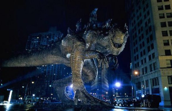 Godzilla - 1998 - screenshot 2