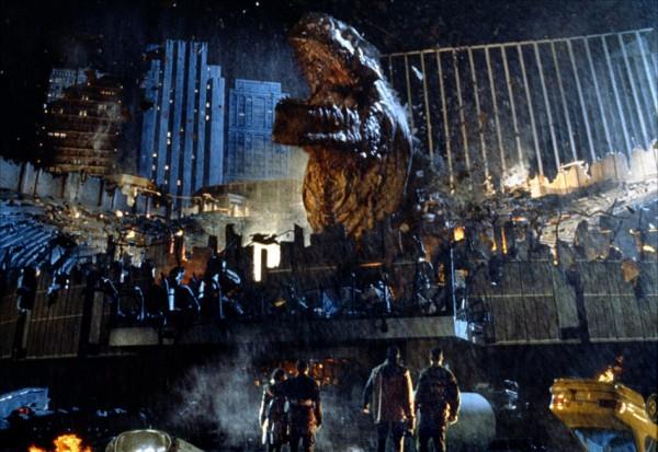 Godzilla - 1998 - screenshot 3