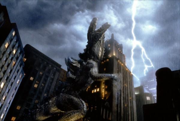 Godzilla - 1998 - screenshot 4