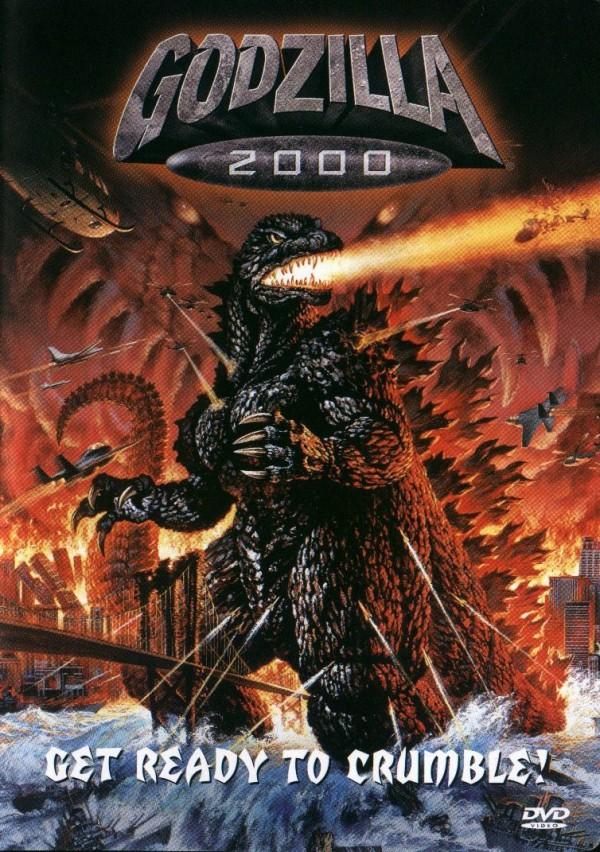 Godzilla 2000 - Millennium - Poster 1